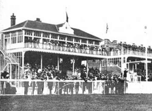 The first two runnings of the Ayr Gold Cup were in 1804 and 1805