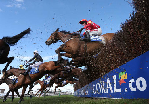 Experience the 2018 Coral Scottish Grand National